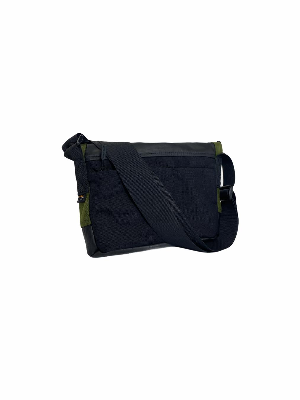 Kevin Messenger Bag (Olive)
