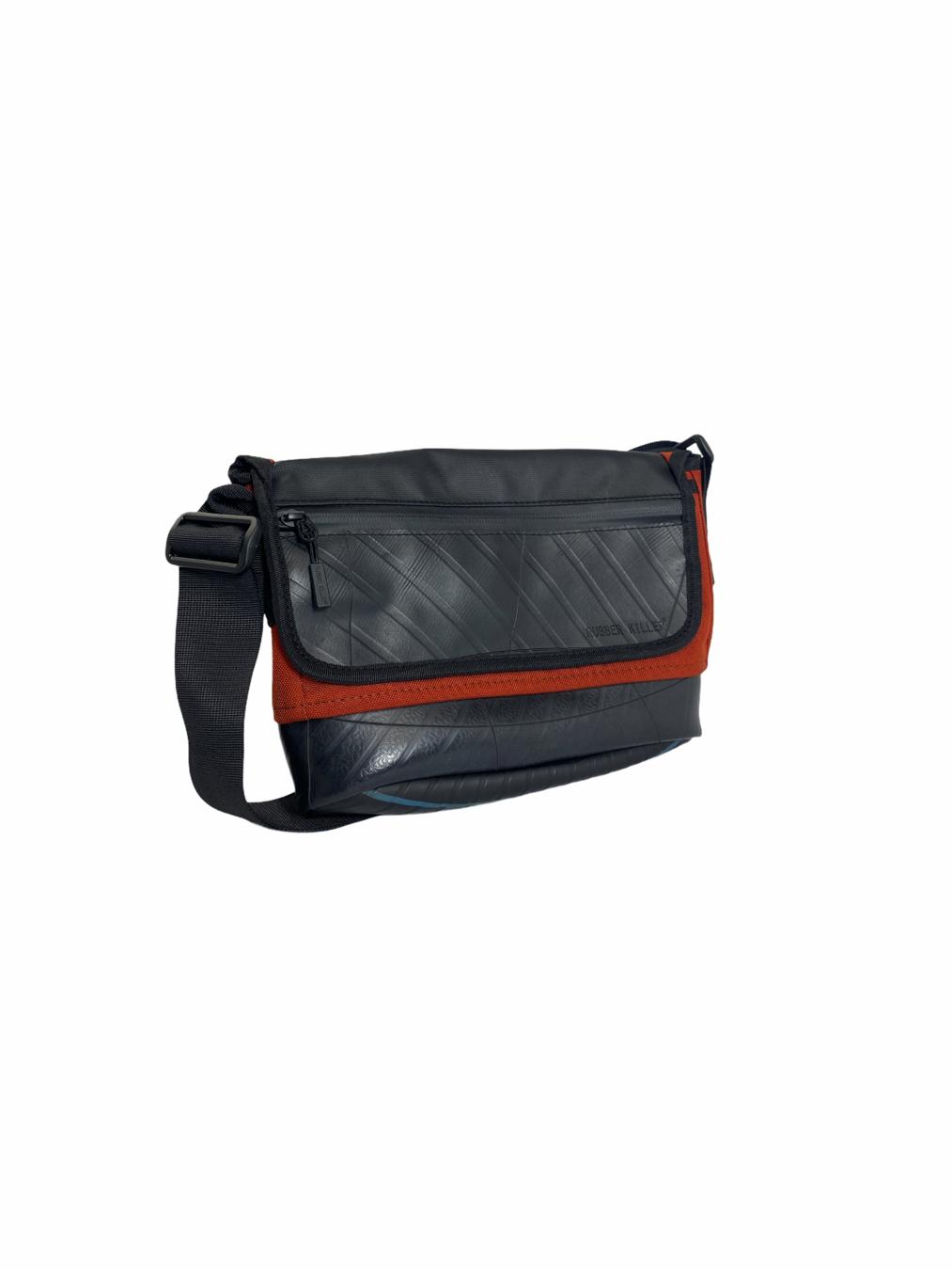 Kevin Messenger Bag  (Tangerine)