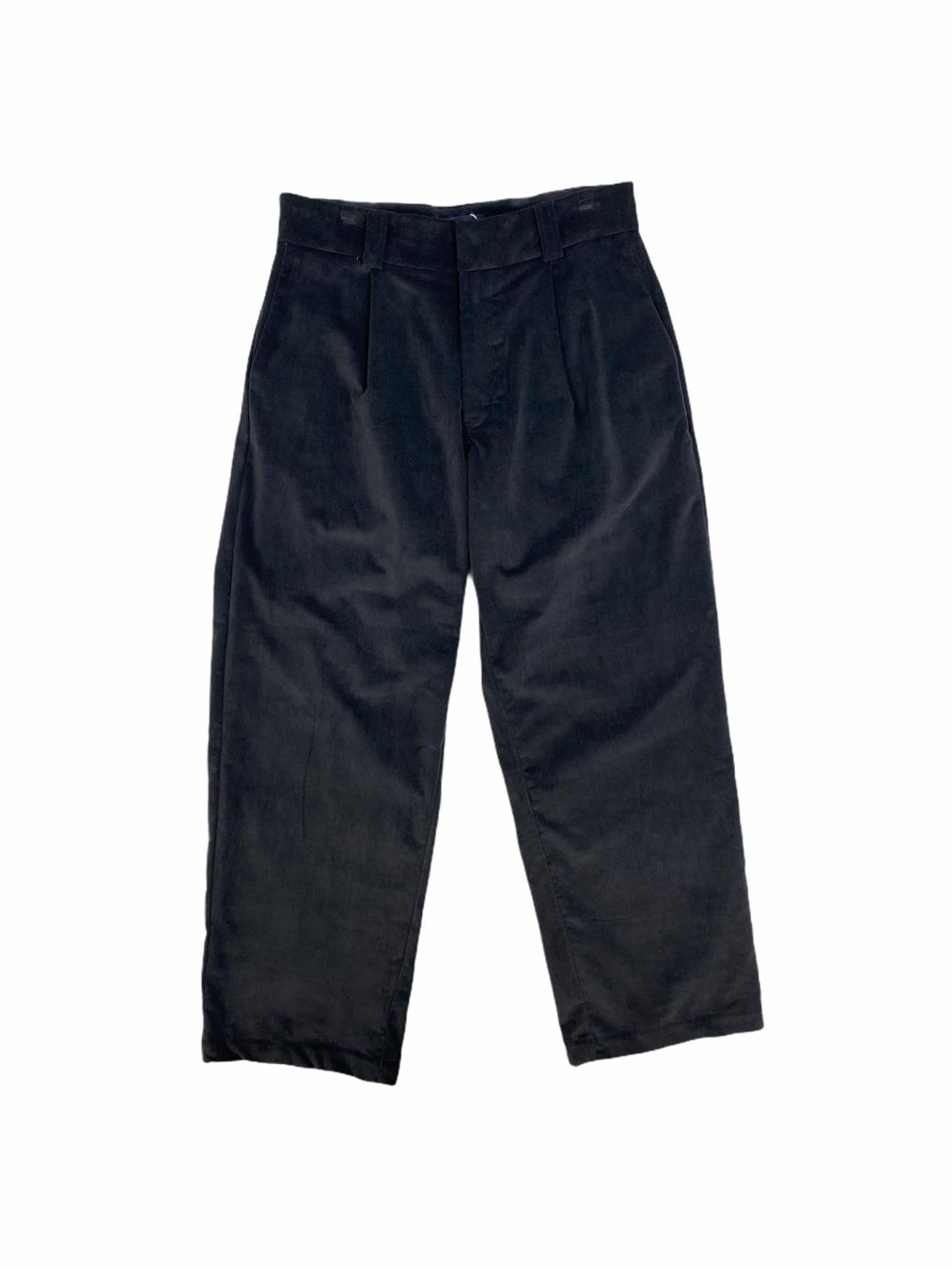 Frank! Corduroy Pants (Dark grey)