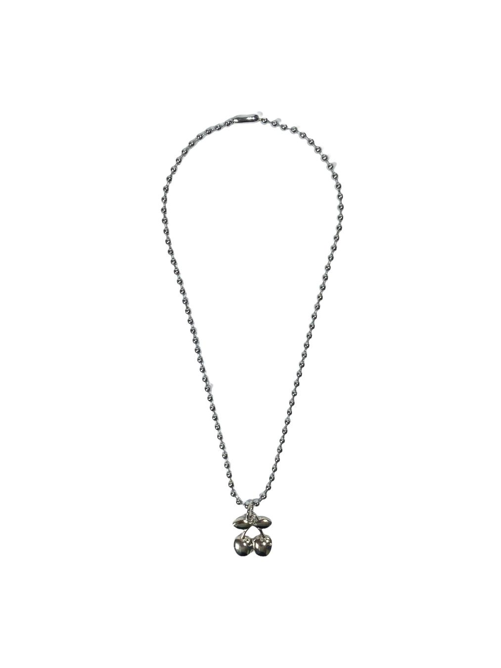 Necklace (Big Cherry)