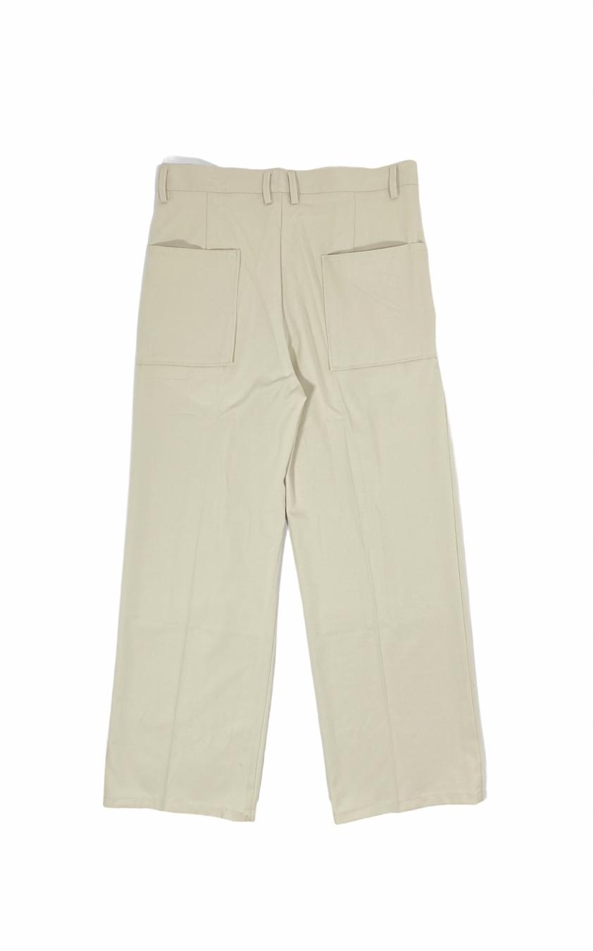 MTC Baggy Pants (White)