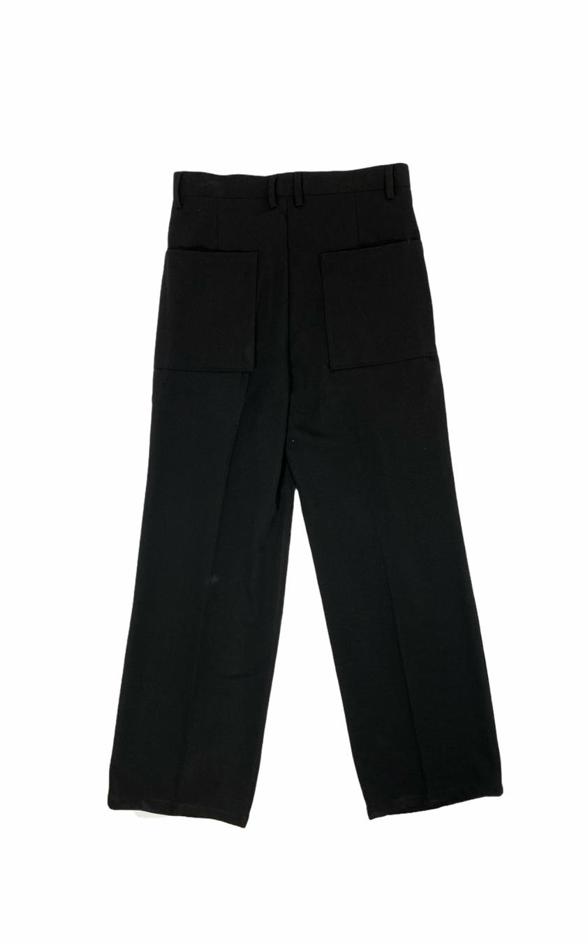 MTC Baggy Pants (ฺBlack)