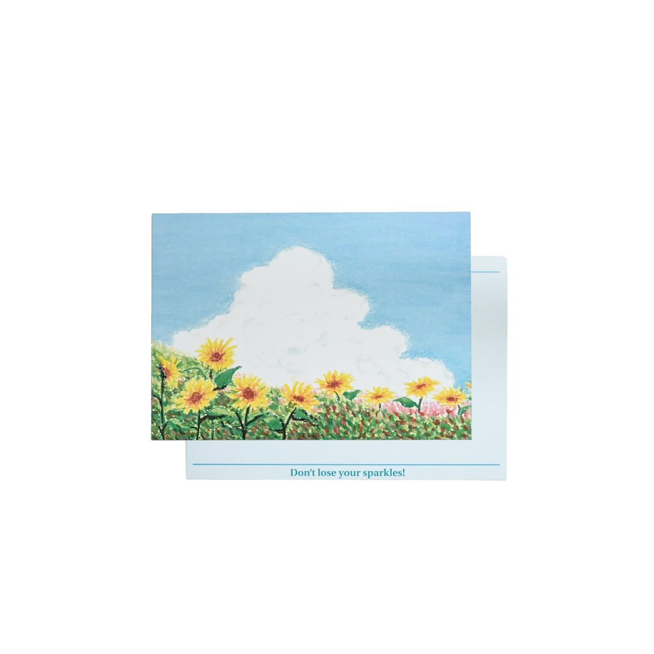 Postcard - Cloud