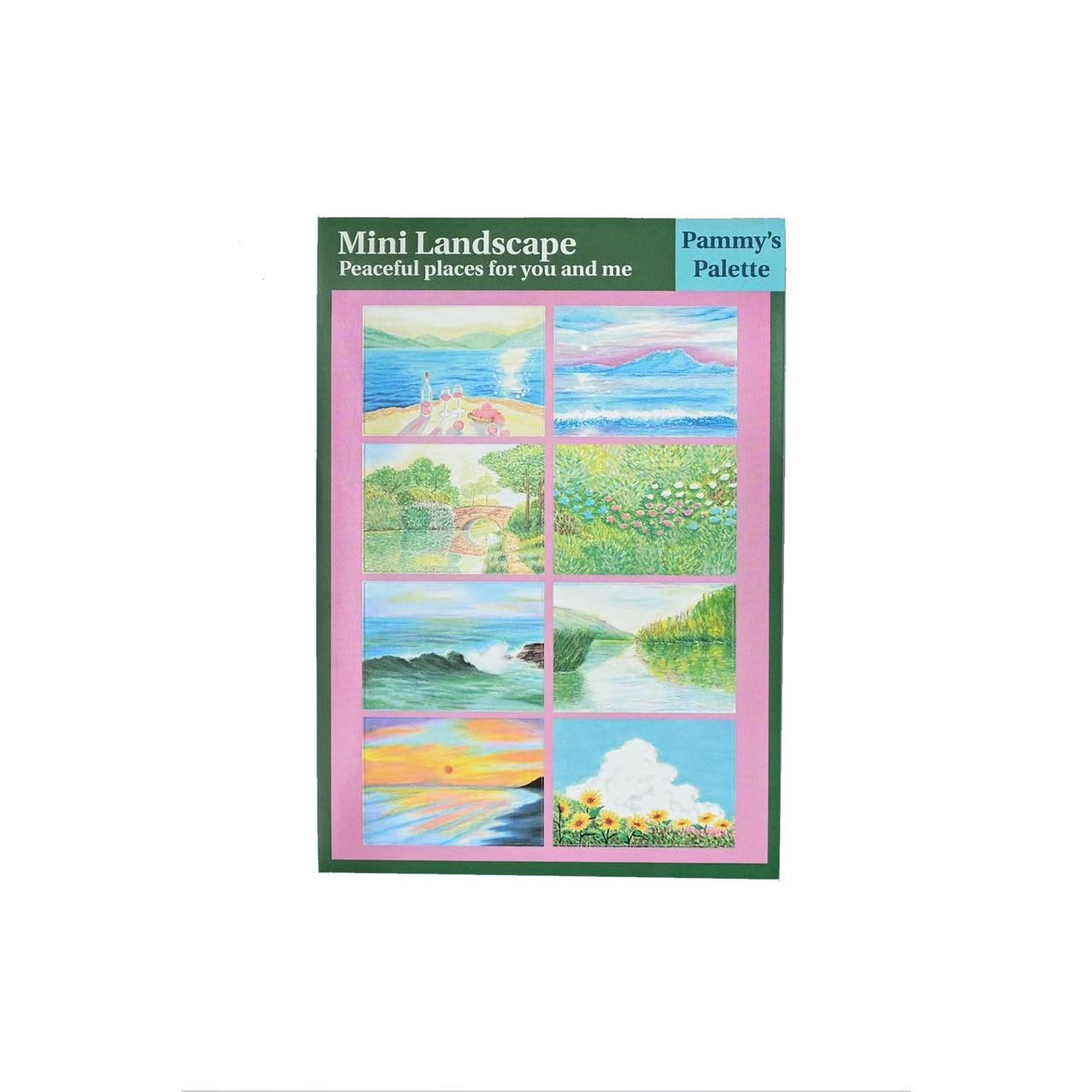 Sticker - Mini Landscape