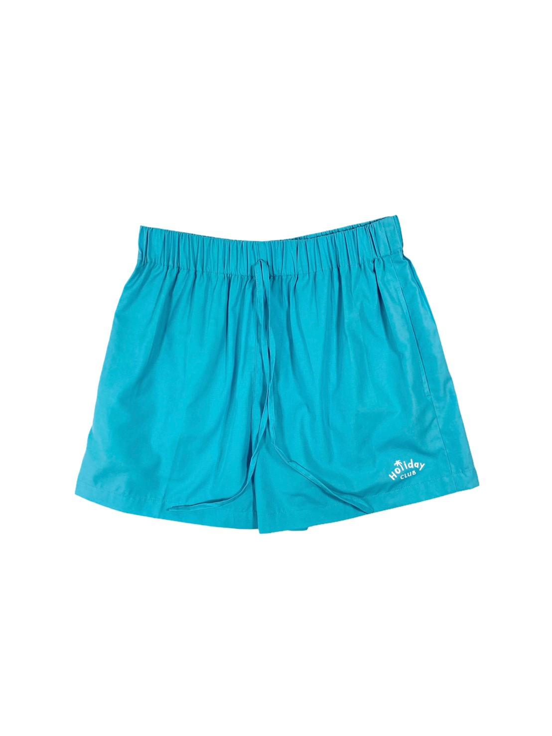 Holiday club shorts (Sky blue)