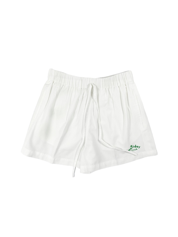Holiday club shorts (White)