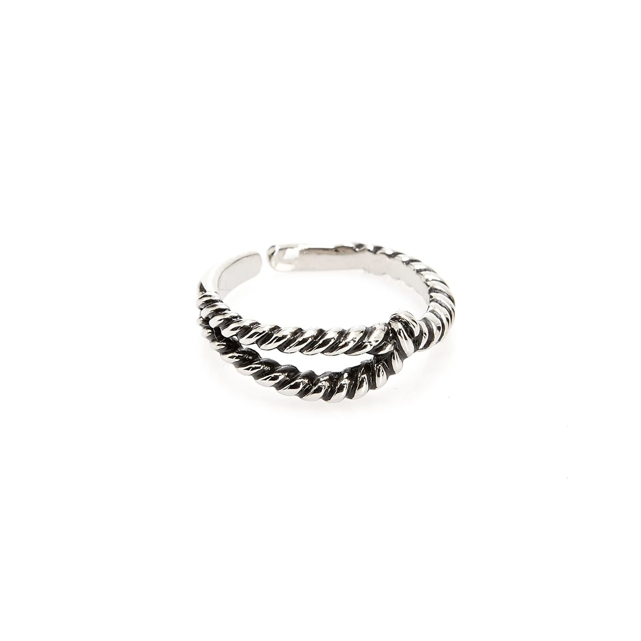 Rope Stack Ring