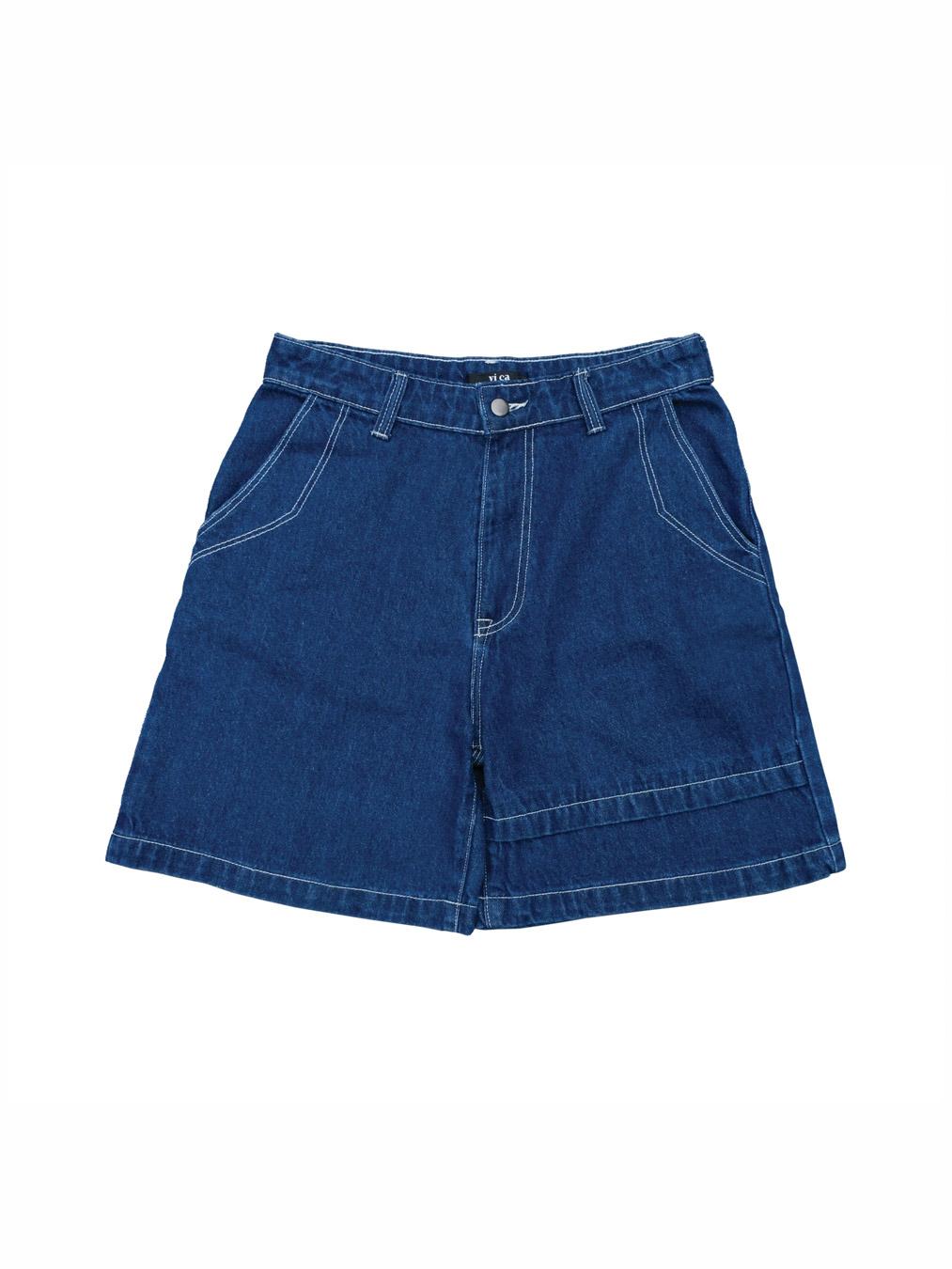 Vineca Denim Shorts