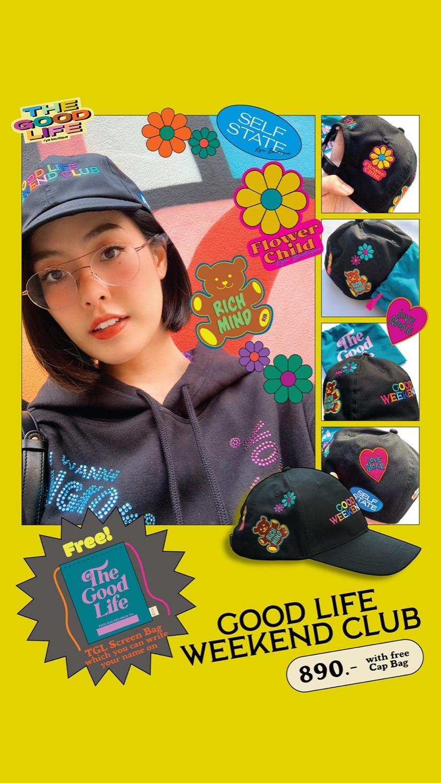 The Good Life Hat