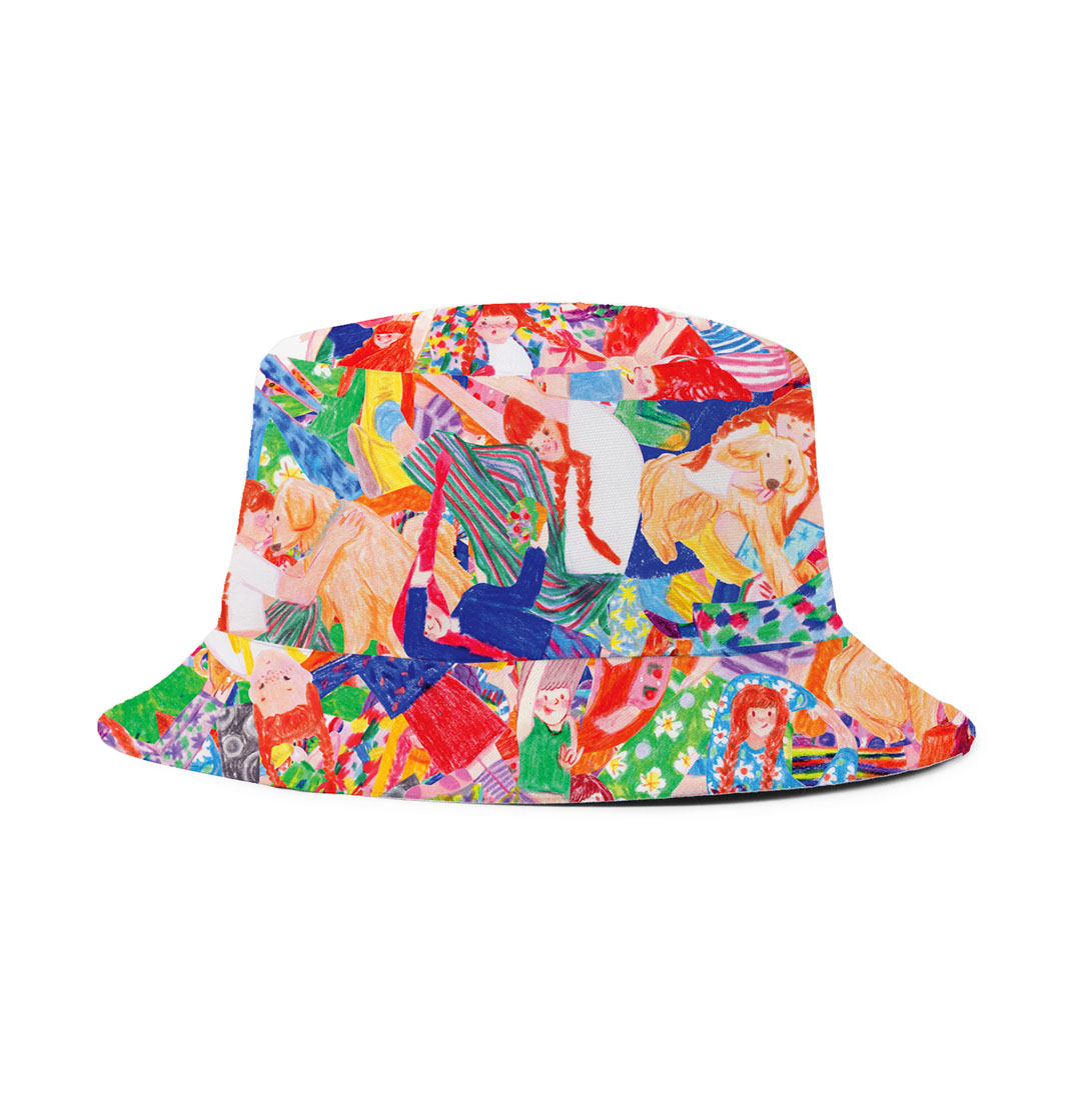 Bucket Hat (Yo Go Girl)